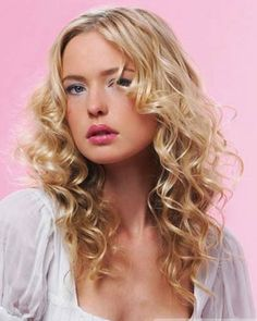Cascading Curls 2014- Long Curly Hairstyles 2014