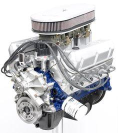 Boss 302 Engine 5.0L - sweet jesus. :)