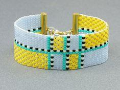 Items similar to 40% DISCOUNT Bead loom seed bead bracelet, beadwork bracelet on Etsy