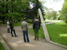 Ruhrgebietmitte hat KulturPOTTential Skulpturenpark BO Weitmar Morellet