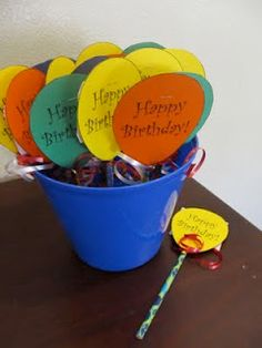 make this over the summer and kids get one on their birthday!