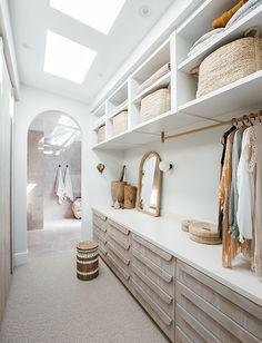 Bedroom Closet Design, Home Bedroom, Bedroom Ideas, Closet Designs, Bedroom Decor, Master Room Design, Bedroom Storage, Bedroom Apartment, Walk In Closet Design