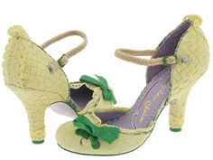 design is mine : isn't it lovely?: irregular choice : dream shoes.