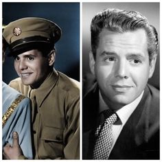 Desi Arnaz-Army-WW2-classified limited service and assigned to USO programs at military hospital (Actor/singer)
