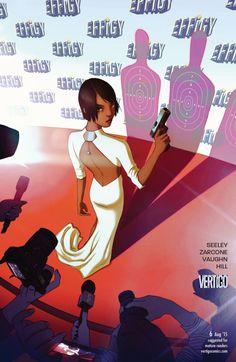 #Effigy (2015) #6 #Vertigo #DC (Cover Artist: W. Scott Forbes) Release Date: 6/24/2015