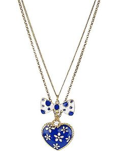 pinterest betsy johnson jewelry | BeautyRedefined by Pang: Lost and Found - Betsey Johnson Jewelry