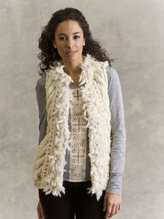 Twain Cabled Vest in BIG MONTANA and COYOTE    http://www.ravelry.com/patterns/library/twain-cabled-vest
