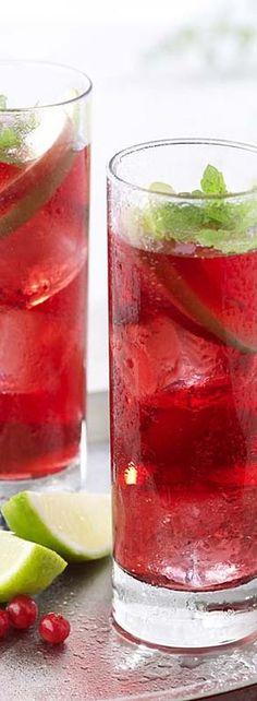 Cranberrymocktail met appel | Colruyt