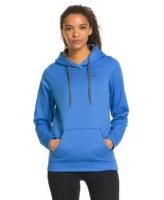 Under Armour Women's UA Tech™ Fleece Hoodie Medium Water Under Armour $36.99