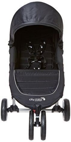 Amazon.com : Baby Jogger City Mini Single Stroller, Black/Gray : Lightweight Strollers : Baby