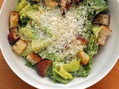 25 Quick Dinner Recipes in 20 Minutes or Less- Ferran Adria's Caesar Salad
