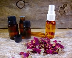 Homemade Hydrating & Anti-Aging Rosehip Oil Face Serum