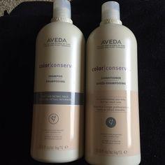 AVEDA color conserv shampoo & conditioner Brand new never been used AVEDA shampoo & conditioner Aveda Accessories Hair Accessories