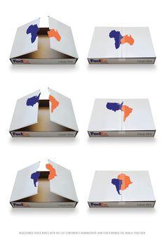 FedEx: Puzzle Boxes
