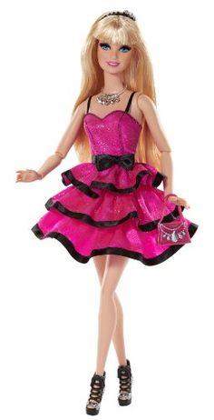 Barbie - Muñeca noche de chicas (Mattel CCM07) Barbie http://www.amazon.es/dp/B00IVLII4A/ref=cm_sw_r_pi_dp_mDZUwb06CS6X5