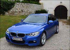 BMW 3er-Reihe BMW 318dA M-Sportpaket Limousine 2012, 22.000 km, € 345.880,-