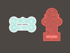 Bark Park by Fuzzco