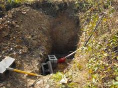 Build Your Own Underground Root Cellar – Plans and Advice by M.D. Creekmore on June 3, 2013