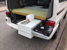 Spüle / T4 / Kofferraum