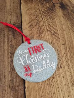 10 best dads first Christmas images on Pinterest in 2018 | Gifts ...