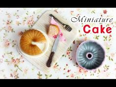 Miniature Kitchen Knife - Polymer Clay Tutorial - YouTube