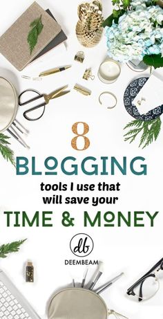 8 Blogging Tools I U