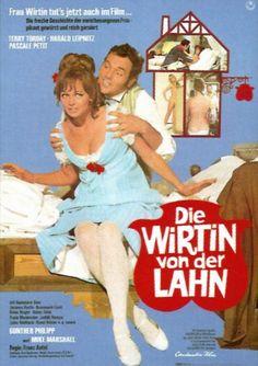 Poster zum Film: Die Wirtin von der Lahn. 1967