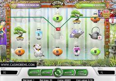 Jouer avec cette superbe machine à sous 30 lignes Geisha Wonders, et entrez dans le monde atypique des Geisha !  http://www.casinobens.com/jeux-machine-a-sous-classique-geisha-wonders.php