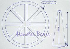 Calendario de Adviento con forma de noria  Viernes de papel  videotutorial DIY   Aprender manualidades es facilisimo.com