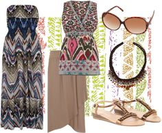 Get Safari Chic with our Tribal Trend | Evans Fashion Fix