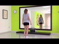 Calentamiento para bailar Kizomba - YouTube