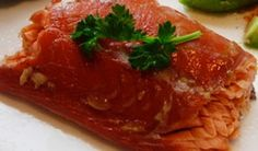It's barbeque season, and what better to throw on the grill than a tender fillet of salmon? Salmon is full of healthy omega-3 fatty acids and B vitamins. In addition to the health benefits, this salmon recipe packs a sweet and tangy flavor that is sure t
