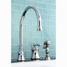 Restoration Kitchen Faucet | Overstock.com Shopping - The Best Deals on Kitchen Faucets