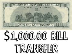 $1000 bill transfer is a great teenage group game. Print out fake money and give the kids an equal amount. The students will then pair up and try and win the money by playing 3 simple games.