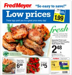Fred Meyer Coupon Deals This week