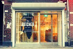 The Butcher in Amsterdam, Nederland via @Travel Rumors. Foto credits: The Butcher.