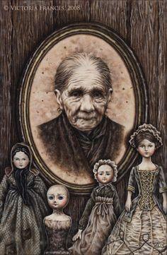 Fin de vie by Victoria Frances                                                                                                                                                                                 Mehr