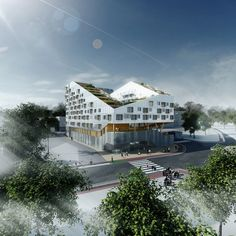 CGarchitect - Professional 3D Architectural Visualization User Community | Contest for a student building