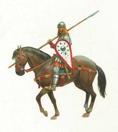 byzantine heavy cavalry 10th-11th c