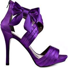 Luichiny - Mist Tee - Purple Satin