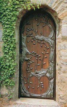 Beautiful door
