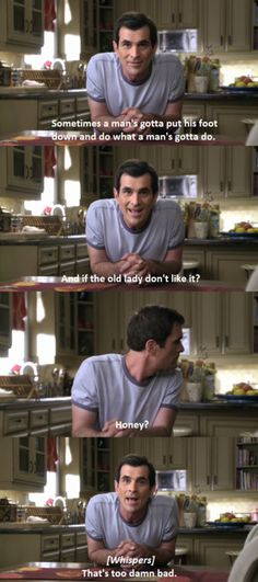 22 New Ideas For Quotes Funny Family Phil Dunphy Modern Family Season 1, Modern Family Funny, Modern Family Tv Show, Modern Family Quotes, Family Love, Funny Family, Tv Shows Funny, Best Tv Shows, Favorite Tv Shows