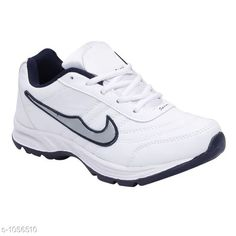 Sports Shoes Trendy Synthetic Leather Sport Shoe  *Material* Outer  *IND Size* IND- 6, IND- 7, IND- 8, IND- 9, IND- 10  *Description* It Has 1 Pair Of Men's Sport Shoe  *Sizes Available* IND-6, IND-7, IND-8, IND-9, IND-10 *   Catalog Rating: ★4.1 (263)  Catalog Name: Myhra Men's Stylish Synthetic Leather Sport Shoes Vol 1 CatalogID_128862 C67-SC1237 Code: 685-1056510-999