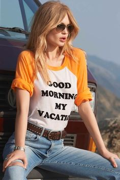 CAMILLA CHRISTENSEN WEARS ROAD TRIP STYLE FOR REVOLVE CLOTHING