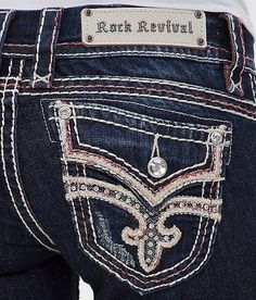 Rock Revival Luz Skinny Stretch Jean - Women's Jeans | Buckle