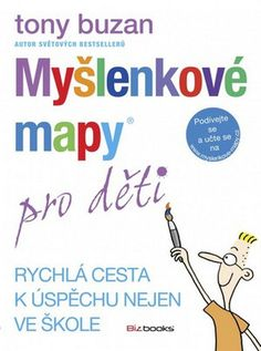 Tony Buzan, Maps For Kids, Mind Maps, Mindfulness, Books, Montessori, Logo, Inspiration, Author
