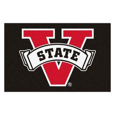 7bedbecf753 FANMATS Ncaa Valdosta State University 19 in. x 30 in. Starter Mat Area Rug