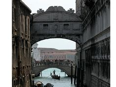 A heart breaking legend and eternal romance... guaranteed.  Explained @ http://www.venice-italy-veneto.com/bridge-of-sighs.html
