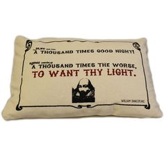 Bring a smile to your customers faces.  These cushions look great on settees or book shelf's. Great value and full of literary quotes to amuse and inspire. includes quotes from Oscar Hammerstein,  George Bernard Shaw and Ernest Hemingway many with rest or sleep references.  Also available in jute, but mixing the two types just looks wonderful in a shop display. #Wholesale #Ancientwisdom #Cotton #Canvas #Cushioncovers