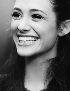 """Being yourself is one of the hardest things because it's scary. You always wonder whether you'll be accepted for who you really are. I decided to call my record 'Inside Out' because that's my motto about life. I don't think you ever succeed at trying to be anyone else but who you truly are."" - Emmy Rossum"